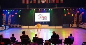 Photo of IDO European couple dance championships