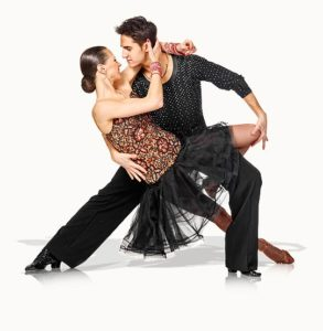 Photo of couple performing a Bachata dance 03