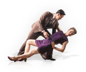 Photo of couple performing a East Coast Swing 03