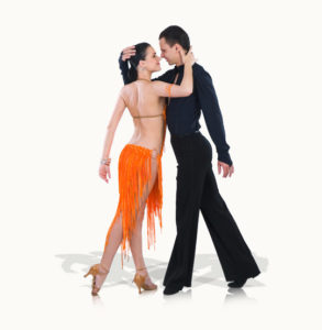Photo of couple performing a Mambo dance 03