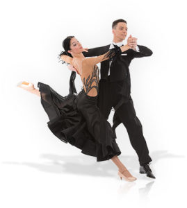 Photo of couple performing a Quickstep image 02
