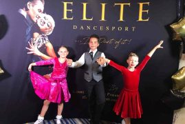 Elite Dance Sport 2018 NS Dancing photo 05