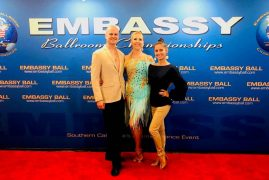 Embassy ball 2018 - NS Dancing photo 11
