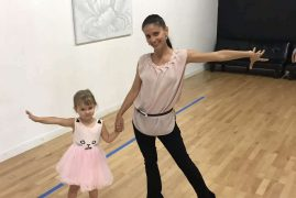 Kids dance lessons - NS Dancing photo 02