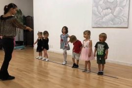 Kids dance lessons - NS Dancing photo 04
