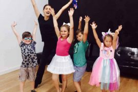 Kids dance lessons - NS Dancing photo 07