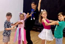 Kids dance lessons - NS Dancing photo 11