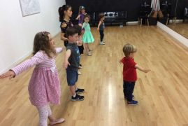 Kids dance lessons - NS Dancing photo 23