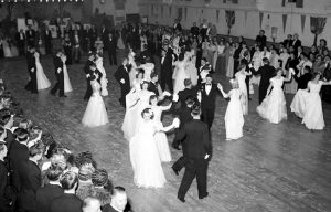 Debutante ball of 1954