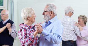 Dancing elderly people 01