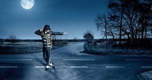 Moonwalk from Michael Jackson
