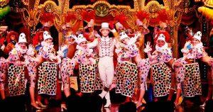 """Сabaret show """"Moulin Rouge"""""""