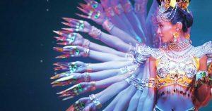 Thousand Hands Guan Yin Dance 03